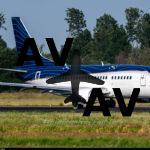 KlasJet вводит в эксплуатацию очередной Boeing 737-500