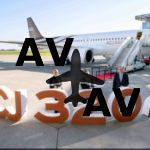 Airbus поставил первый ACJ320neo стартовому пользователю